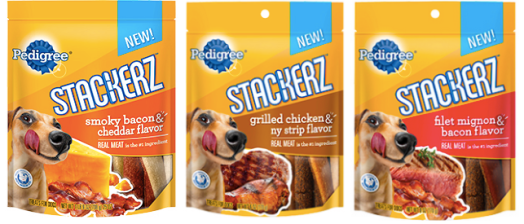 PEDIGREE STACKERZ Treats For Dogs coupon