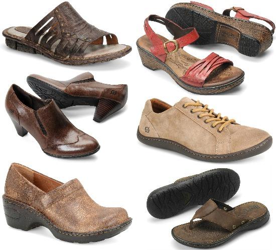 born shoe deals
