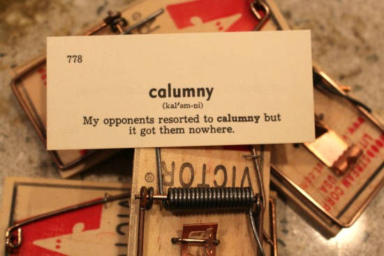 calummy