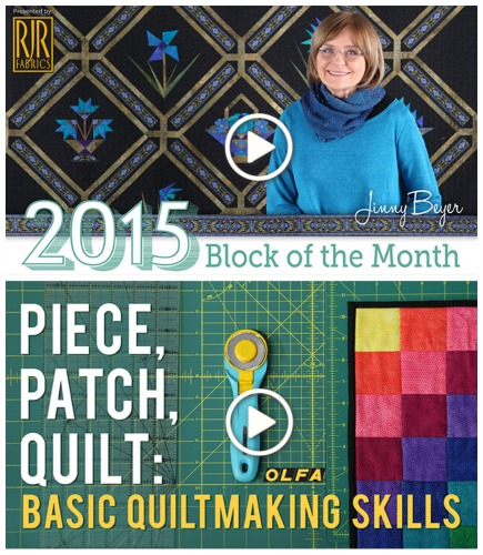 free craftsy quilting classes