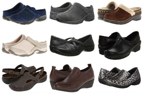 mules and clogs