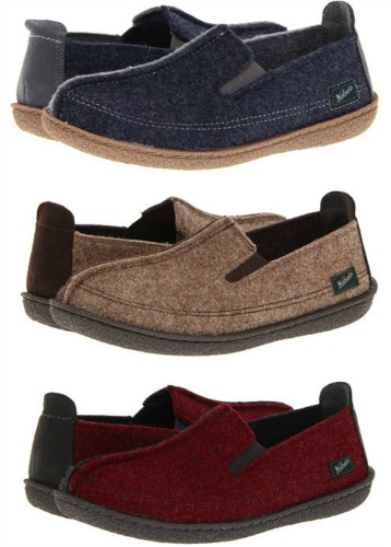 woolrich house slippers