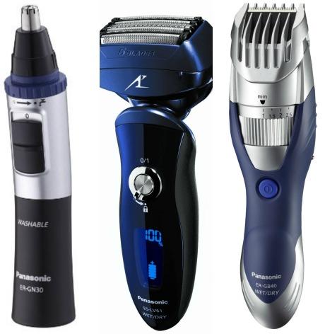 panasonic grooming tools