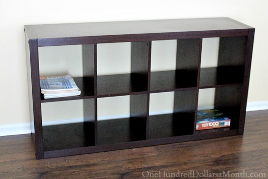 costco bookshelf
