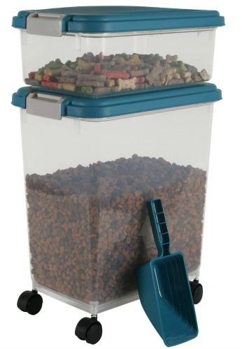 pet food storage