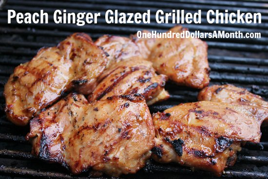 Peach-Ginger-Glazed-Grilled-Chicken-
