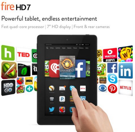 kindle fire 7 deal