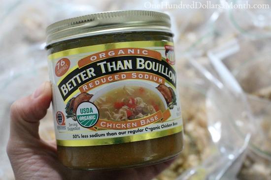 organic better than bouillon