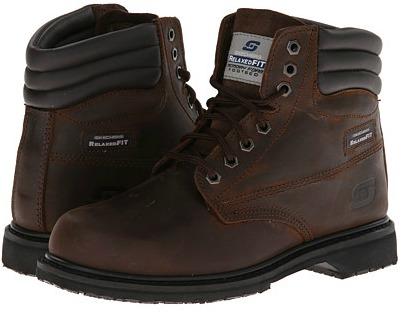 skechers work boot