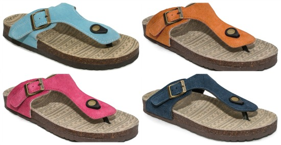 MUK LUKS Terra Turf Sandals