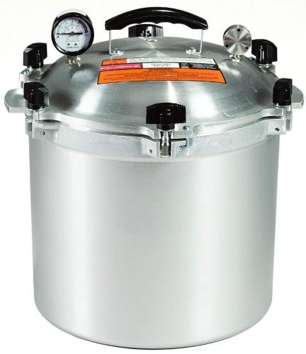 All American -Quart Pressure Cooker Canner