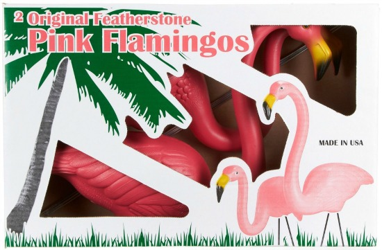 Original Featherstone Flamingo