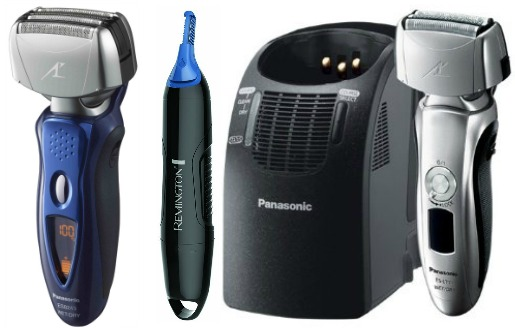 Up to 65 Off Panasonic, Philips Norelco, and Remington Shavers, Hairclippers, and Trimmers