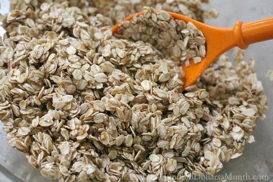 simple granola recipe
