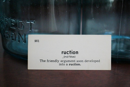 ruction