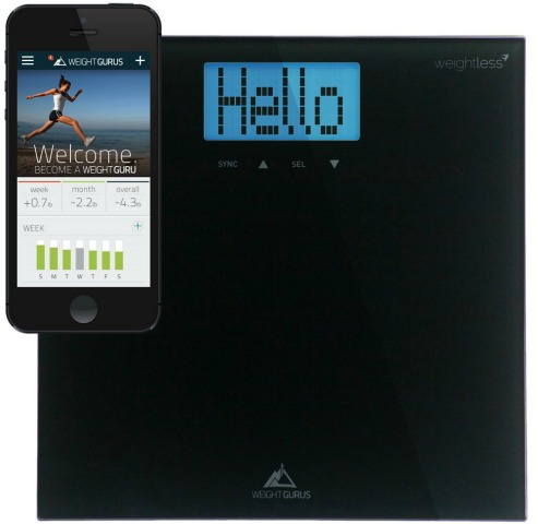 scale with smart phone