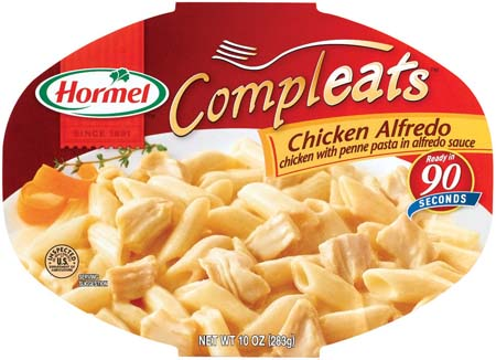 HORMEL COMPLEATS microwave meal coupon