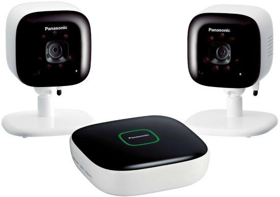 Panasonic Home Monitoring System