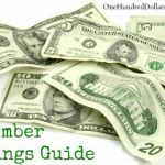 December Monthly Savings Guide – What's on Sale and What's in Season