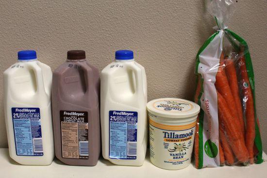 fred meyer milk