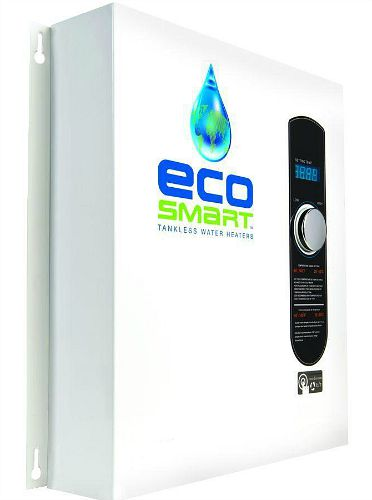 ECOSMART ELECTRIC WATER HEATERS