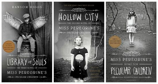 Library of Souls The Third Novel of Miss Peregrines Peculiar Children