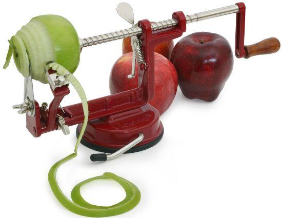 apple peeler slicer