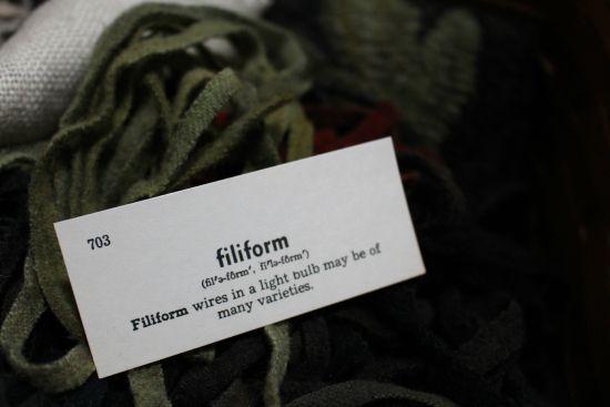 filiform