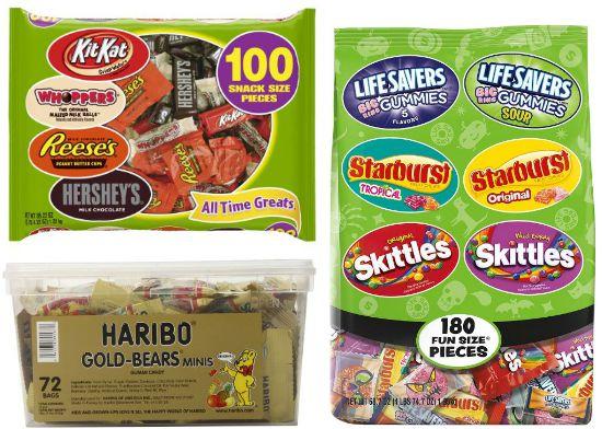 haribo gummy bears mini