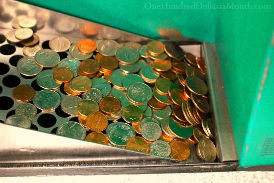 coinstar money coins
