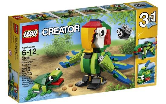 lego creator bird
