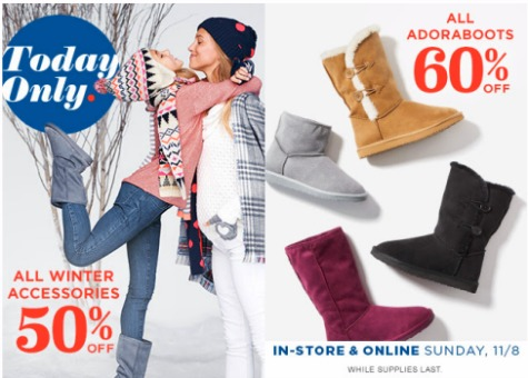 adora boots old navy