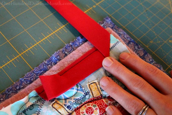 How to Make The Crazy Patch Pot Holders