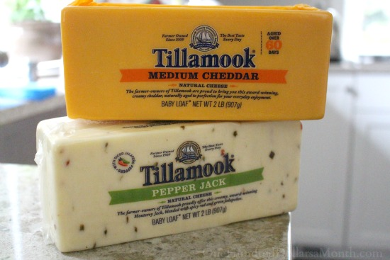 tillamook 2 pound cheese loaf