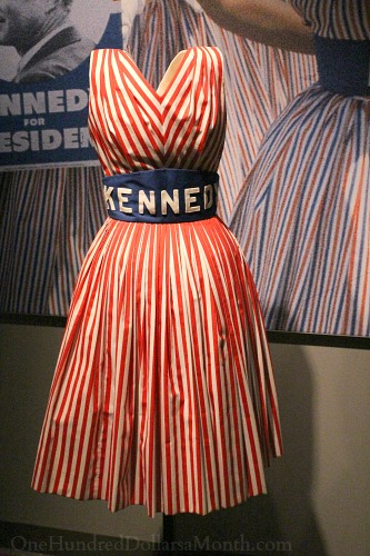 kennedy campaign dress