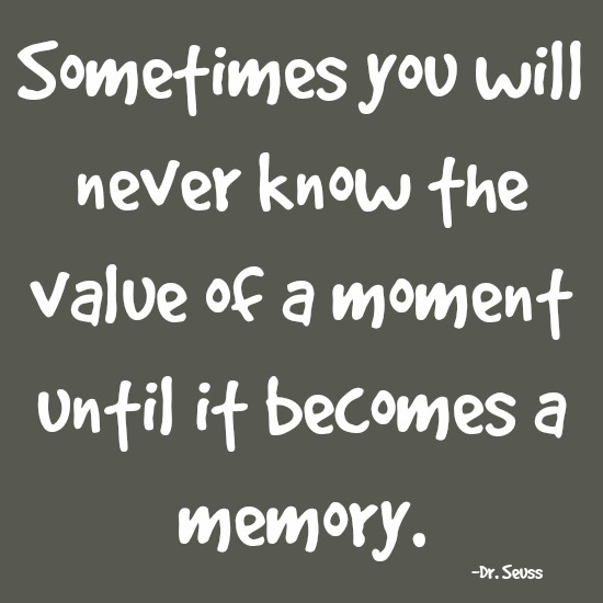 quotes - sometimes you will never know the value