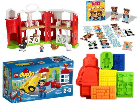 lego molds