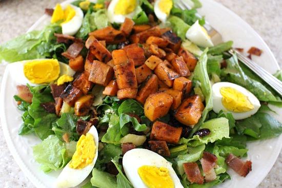 big salad