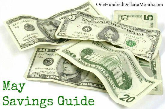 may savings guide