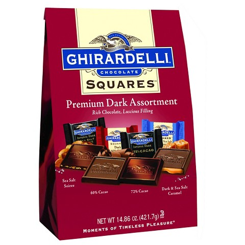 Ghirardelli Squares coupons