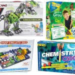STEM Toys on Sale, Free Pumpkin Hat Pattern, Peanut Butter Bars and More