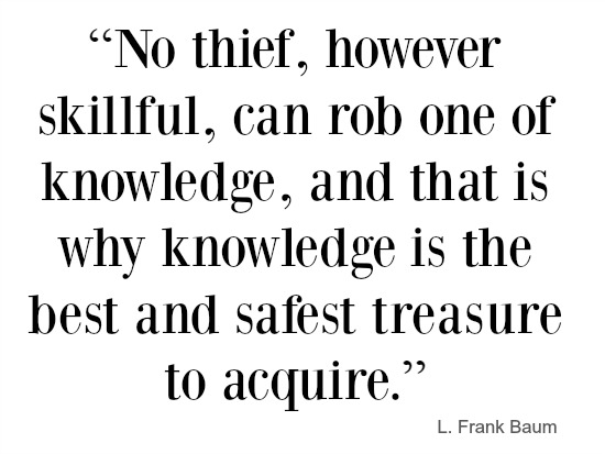 no thief not matter how skillful