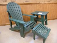 Finely crafted furniture from Lamoille Woodcraft