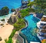Dramatic oceanfront setting: Bali's AYANA Resort