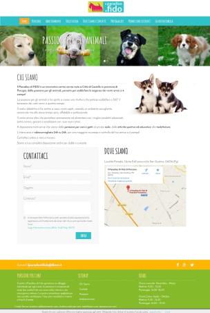 sito web per pensioni per cani