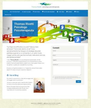 sito web per psicologo