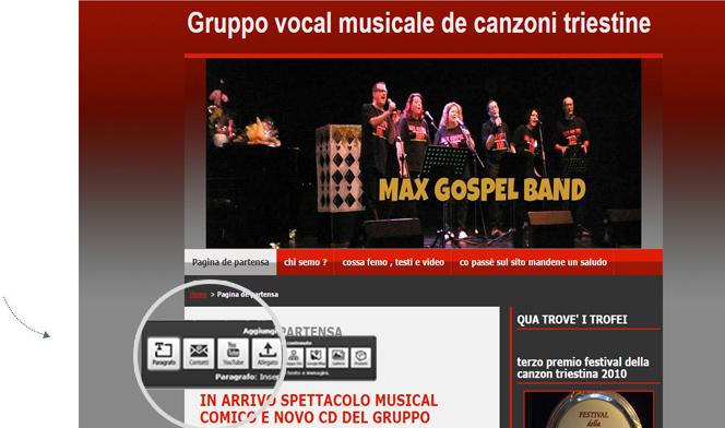 creare_sito_web_gruppi_musicali