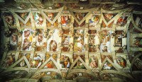 The gallery for --> Sistine Chapel Ceiling