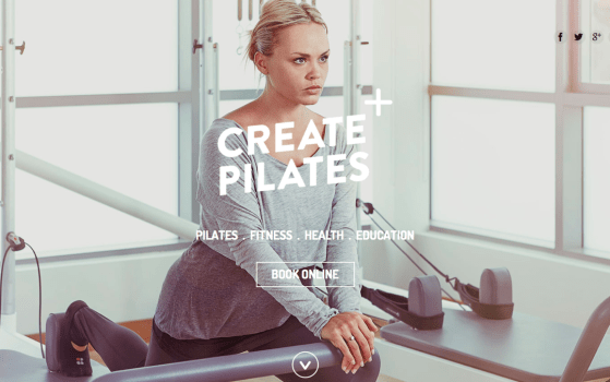 pilates, yoga, nutrition, massage and anatomycreatepilates