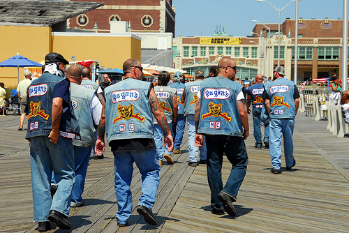 Pagans MC Motorcycle Club  One Percenter Bikers